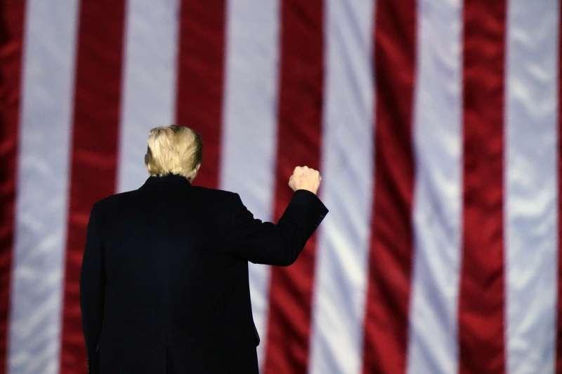 美國總統川普再次遭到國會彈劾(AP)