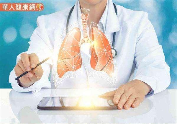 近年來學界發現,一旦存在肺細胞中的特定雌激素含量過高,便有造成肺部細胞內的基因產生突變、癌化的可能性。(圖/華人健康網提供)