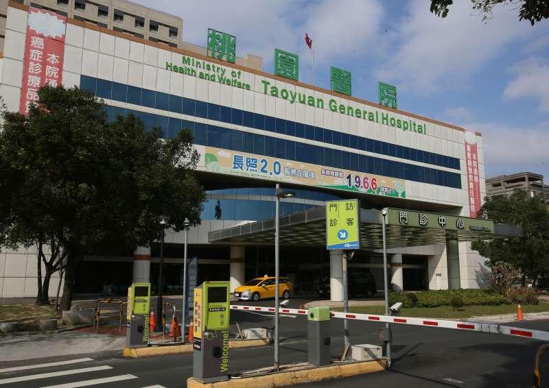 20210118-衛福部桃園醫院發生院内醫護人員感染新冠病毒,18日再增加一位護理師確診病例。(柯承惠攝)