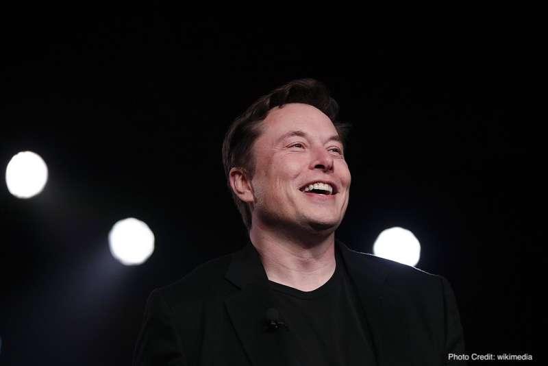 馬斯克 Elon Musk (圖/wikimedia)