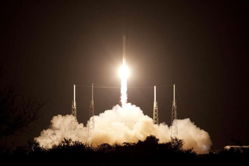 SpaceX (圖/wikimedia)