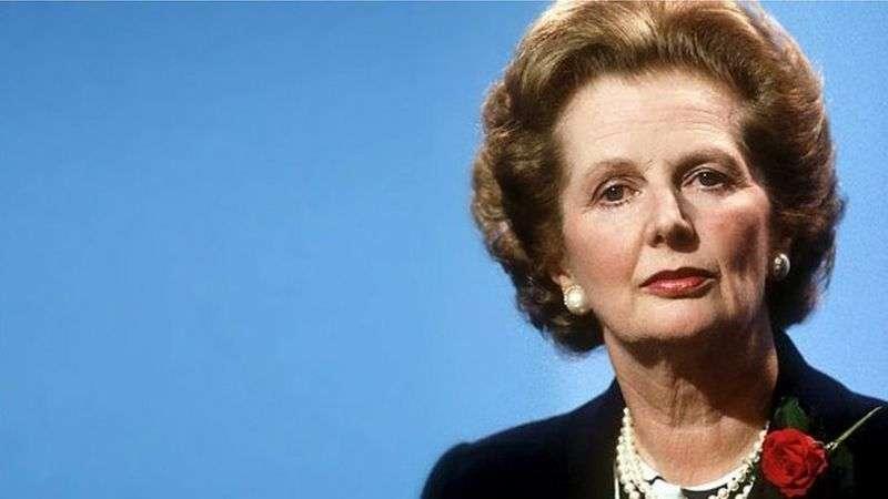 1980年代英國柴契爾政府用三叉戟核威懾系統代替了「北極星」導彈系統。(BBC News中文)