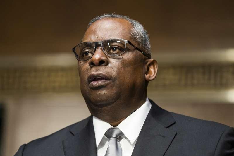 奧斯丁(Lloyd Austin),拜登新政府的國防部長,也是美國歷史上第一位黑人防長(AP)