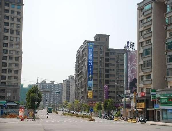 新北市林口成為全市29個行政區人口成長最多地區。(圖/新北市地政局)