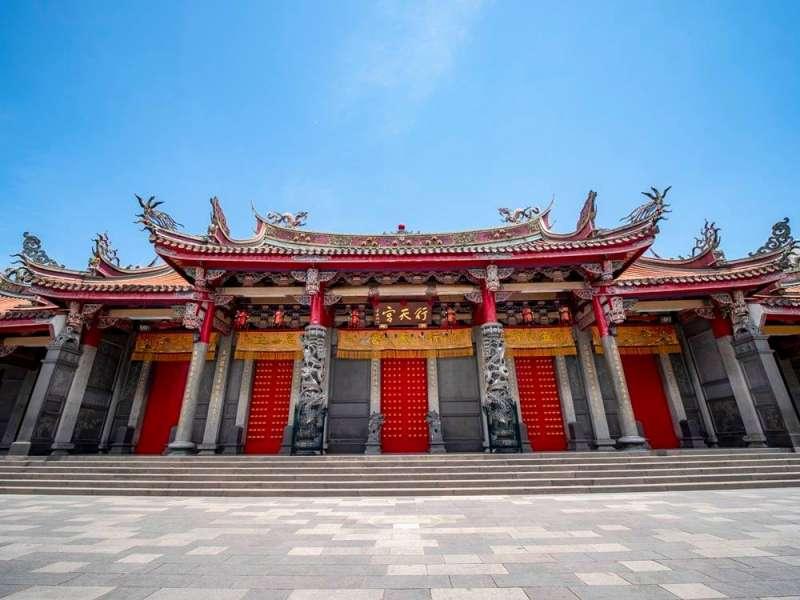 有著眾多信徒的行天宮,也是台北市重要的文化古蹟、觀光景點!許多外國遊客來到台北,更會抽空前訪。(圖片來源:行天宮)
