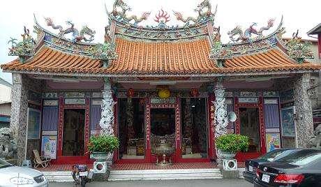 歷史悠久的慶和廟,是在台灣,為祭祀輔順將軍的廟宇中,知名度最高,信徒也最多。(圖片來源:宜蘭慶和廟官網)
