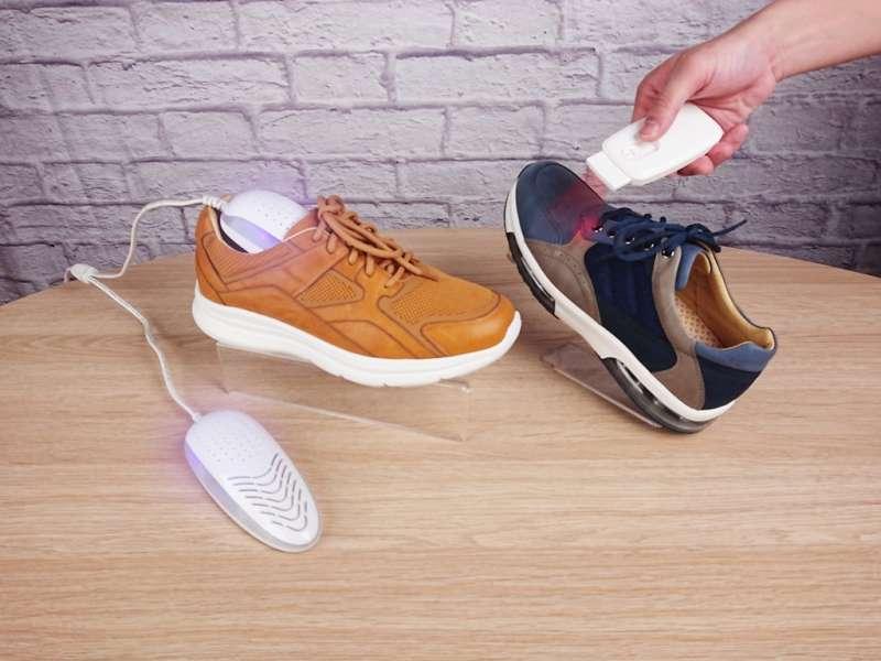 阿瘦皮鞋宣布全面啟動社區防疫關懷,即日起不限鞋品牌皆可享免費消毒除菌服務(圖片來源:阿瘦皮鞋)