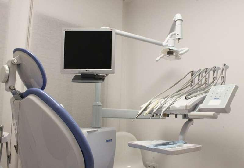 圖二、對極度恐懼看牙的人來說,光躺上診療椅就要做好心理建設(圖片來源:Pixabay)