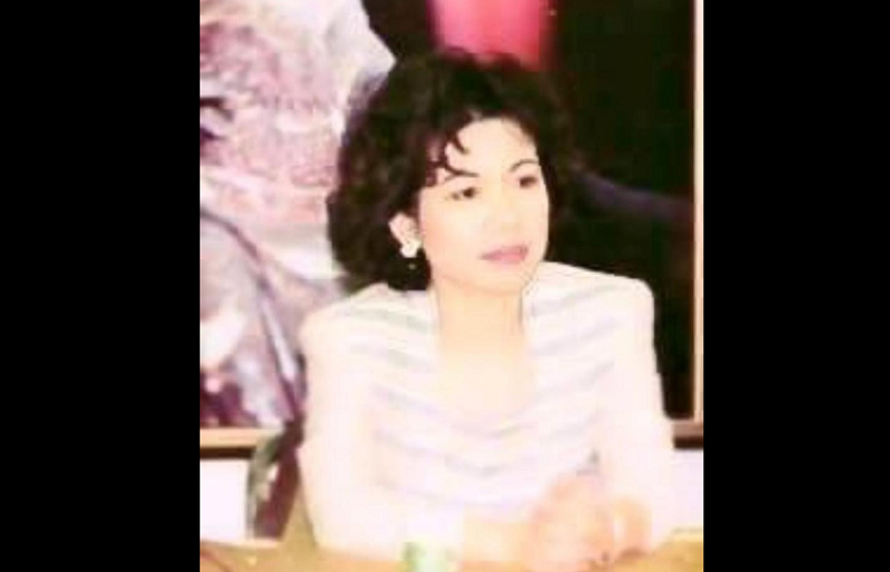 1995年,中天前身傳訊電視台時代,趙少康就常邀請陳文茜同台。(陳文茜臉書)
