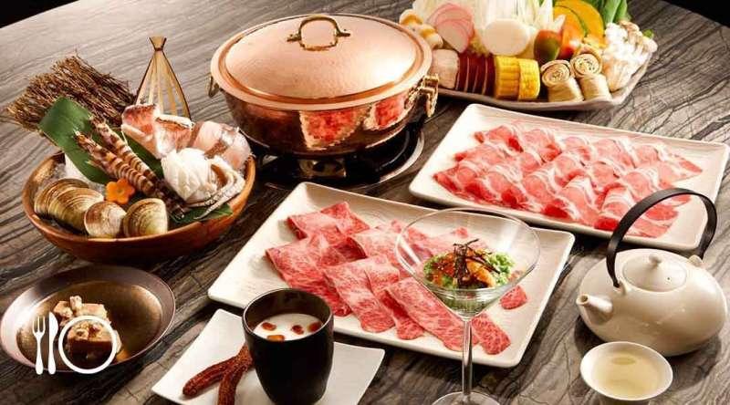 台北必吃涮涮鍋:但馬家涮涮鍋。(圖/取自FunNow)