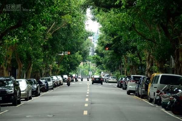 台北民生社區有「全台首座美式示範住宅區」之稱,有不少明星入住。(圖/好房網提供)