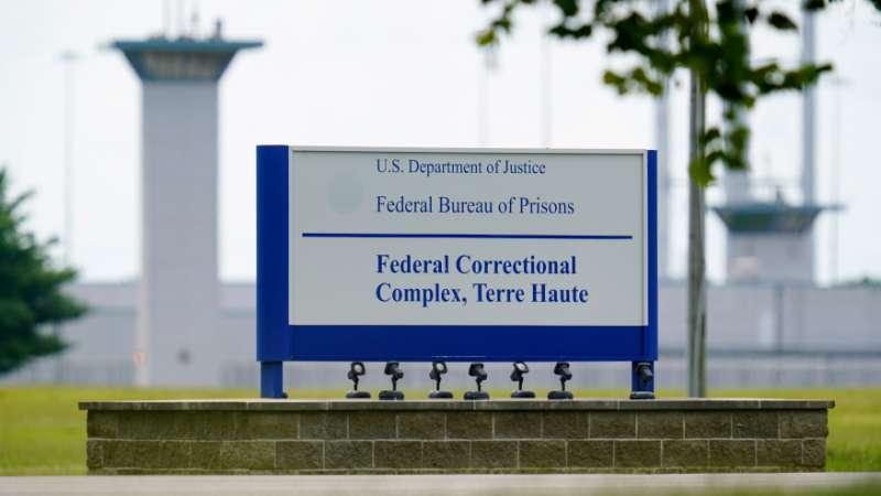美國監獄。美國矯正機構,終身監禁,無期徒刑,不得假釋。(AP)