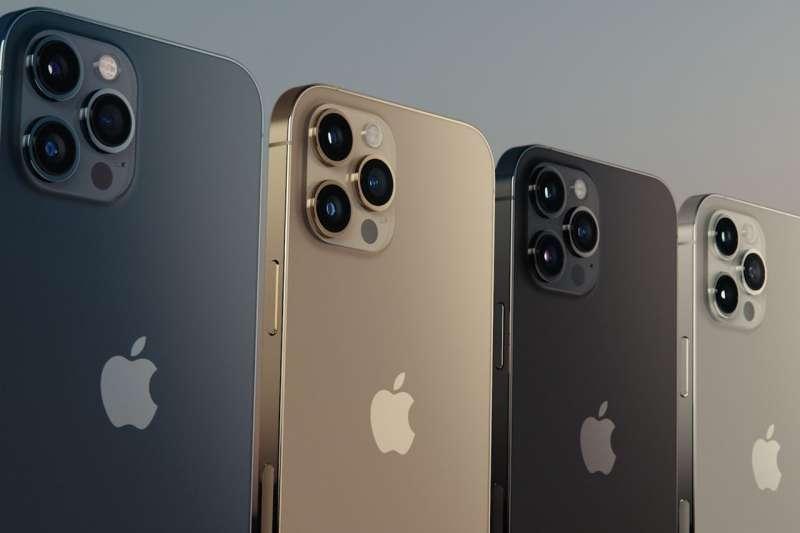 iPhone 12 Pro 系列手機(圖片來源:Apple官網)