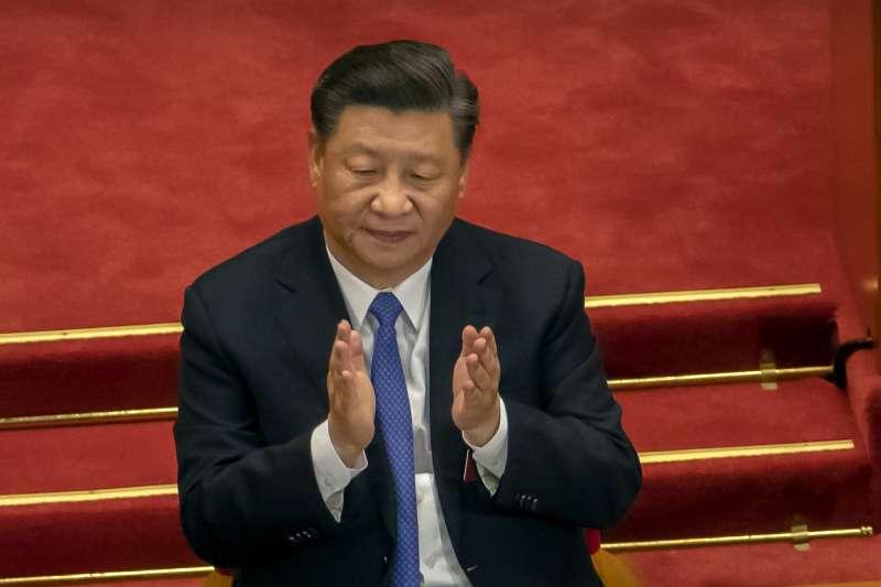 25日於全國脫貧攻堅總結表彰大會上,習近平宣布,中國脫貧工作取得全面勝利。(AP)