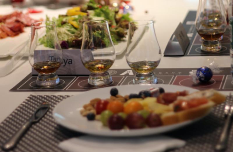 台灣的食物口味整體偏甜,因此跟威士忌有很好的搭配度(圖 / 酒心智庫提供)