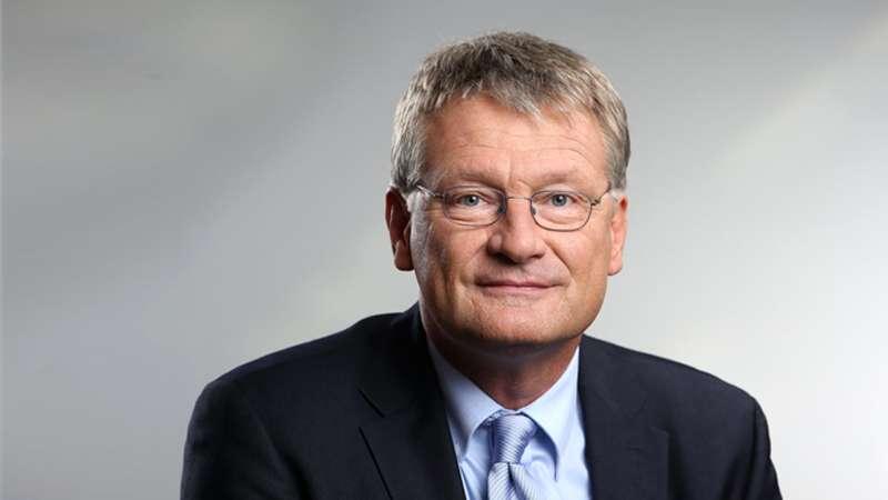 另類選擇黨共同主席莫伊藤(Jörg Meuthen)。(取自AfD官方網站)