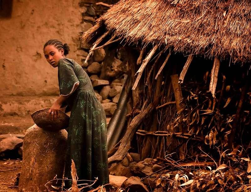 女性受暴比率在撒哈拉以南非洲及南亞洲地區等中、低收入國家中尤其慘重。(Rod Waddington@flickr/CC BY2.0)