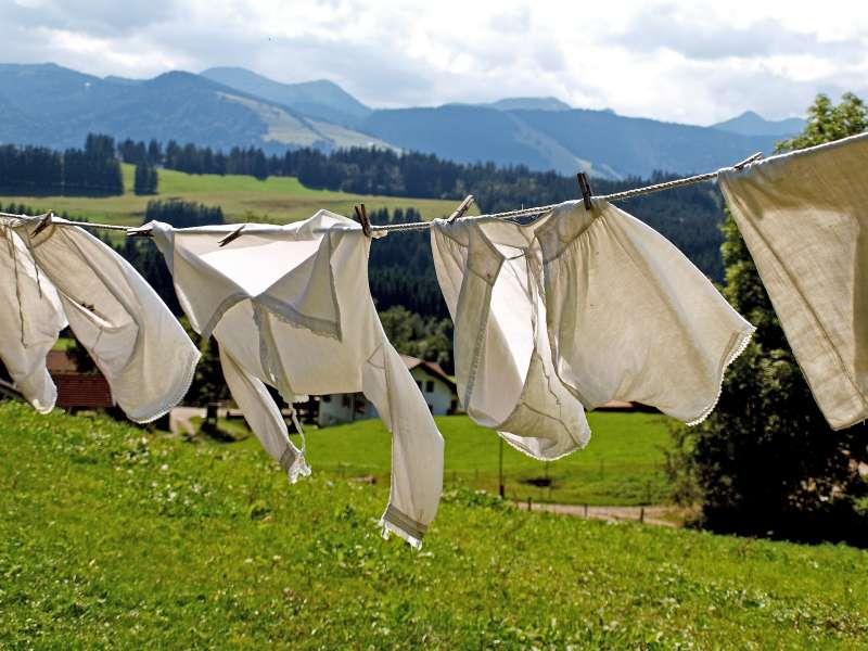 你都怎麼洗衣服呢?原來最新潮的產品不一定最好!(圖/取自pixabay)
