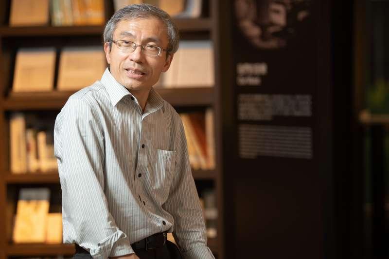 新任文化資產局局長陳濟民,現任國立傳統藝術中心主任,曾任文建會處長、台博館長。(文化部提供)