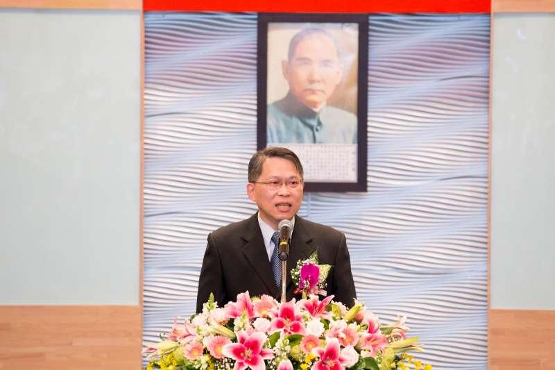 新任藝術發展司司長梁晋誌,現任國美館副館長,曾任國立台灣工藝中心分館長、文化部藝發司副司長。(文化部提供)
