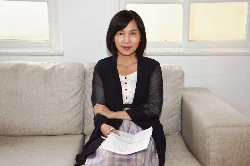 新任國立傳統藝術中心主任陳悅宜,現任文創司司長,曾任藝發司司長、傳藝中心副主任。(文化部提供)