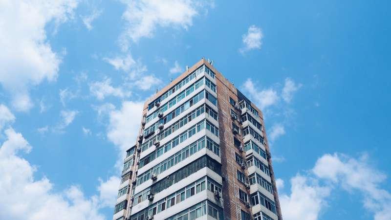大樓 公寓 房屋 買房(圖/取自Unsplash)