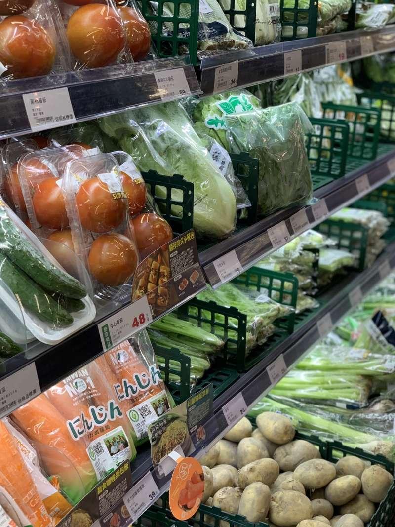 購買全聯蔬菜前務必仔細選擇以免踩雷。(圖/葛瑞提供)