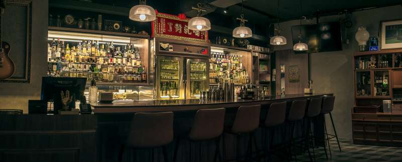 AHA Saloon(圖/Red Bull Bar Block)
