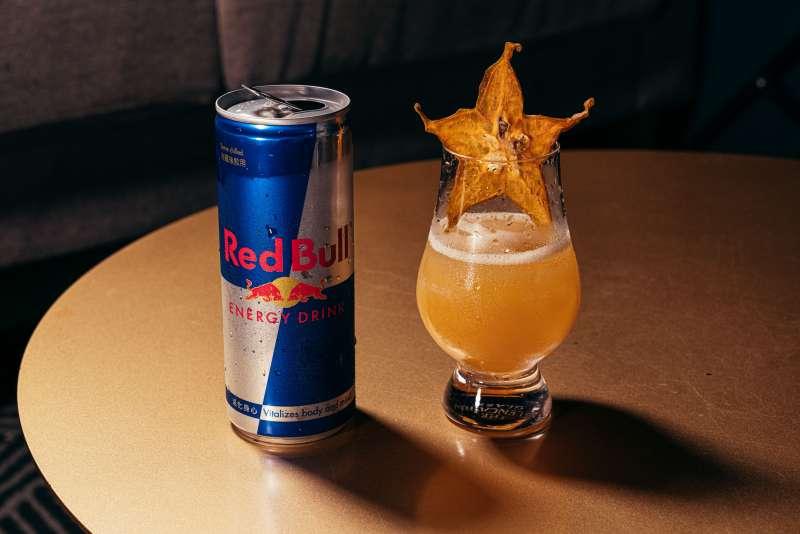 Red Bull Bar Block無夜城限定特調-Needle Bar(圖/Red Bull Bar Block)