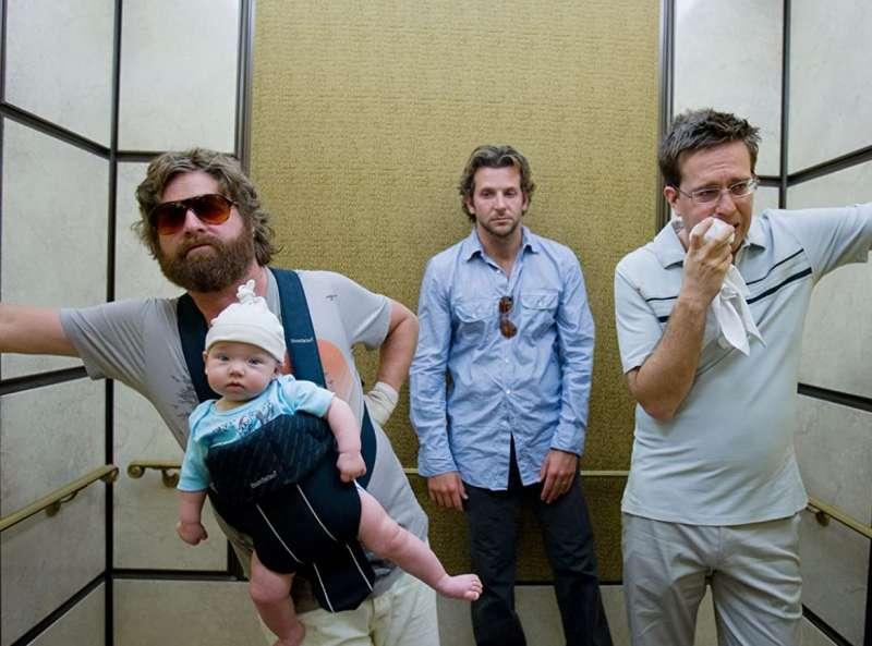 醉後大丈夫(The Hangover)(圖/取自imdb官網)