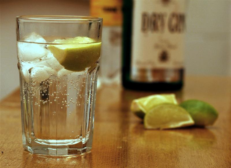 琴通寧/Gin and Tonic-徹頭徹尾的史萊哲林氣息(圖 / NotFromUtrecht@wikipedia)