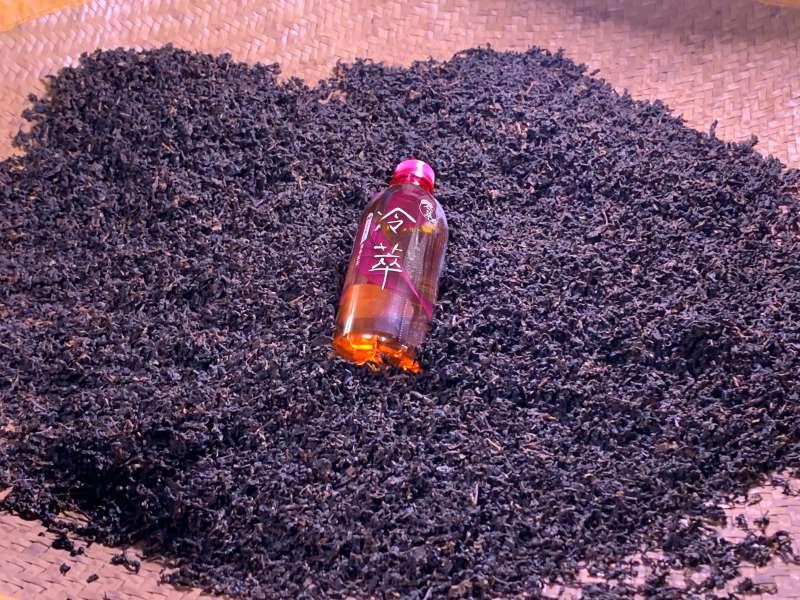 花蓮瑞穗舞鶴的蜜香紅茶,聲譽卓著。(圖片提供:可口可樂公司)