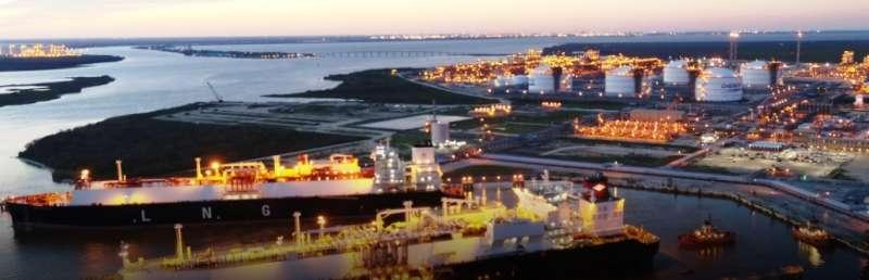 總部在休士頓的錢尼爾能源(Cheniere Energy)賣給台灣天然氣。(取自www.cheniere.com)