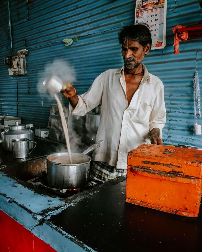 印度拉茶(圖取自/unsplash)