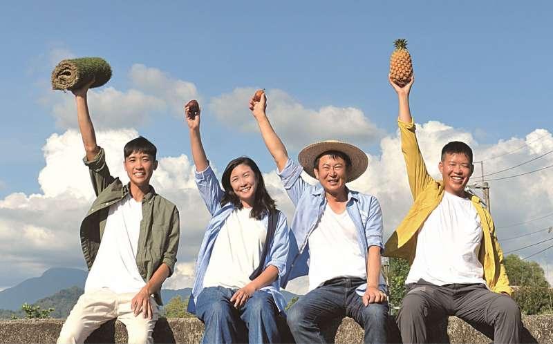 以沈浸式學習導入農業六級化產業核心思惟,給予高雄從農人士全新經營視野,適合想經營出不一樣的農事業之青年。(圖/高雄農業局提供)