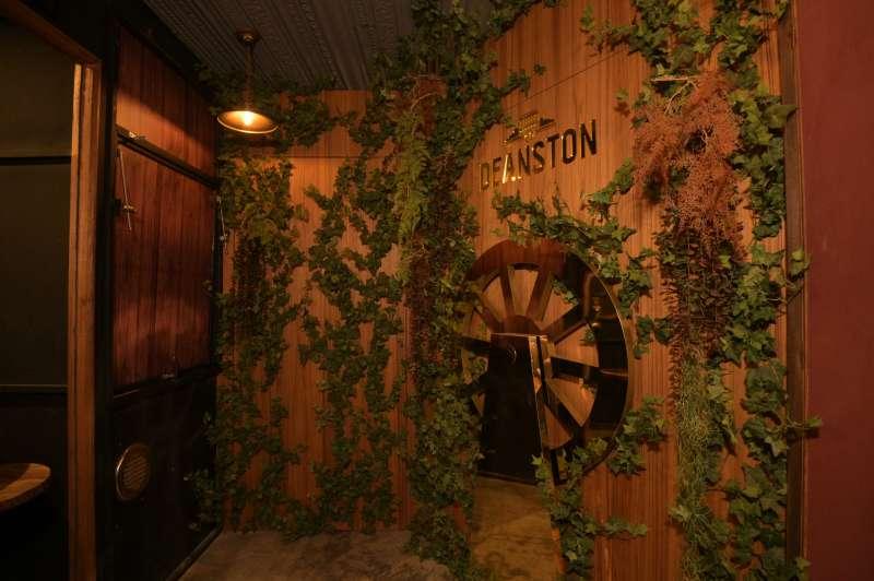 汀士頓美好生活製造所-汀士頓全新視覺概念合作店。(圖/汀士頓美好生活製造所)