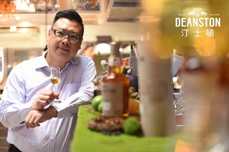 汀士頓美好生活製造所-威士忌品酒鑑賞體驗課程。(圖/汀士頓美好生活製造所)