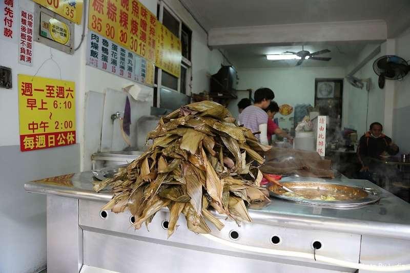 2東成肉粽專賣店(圖/台南好Food遊提供)
