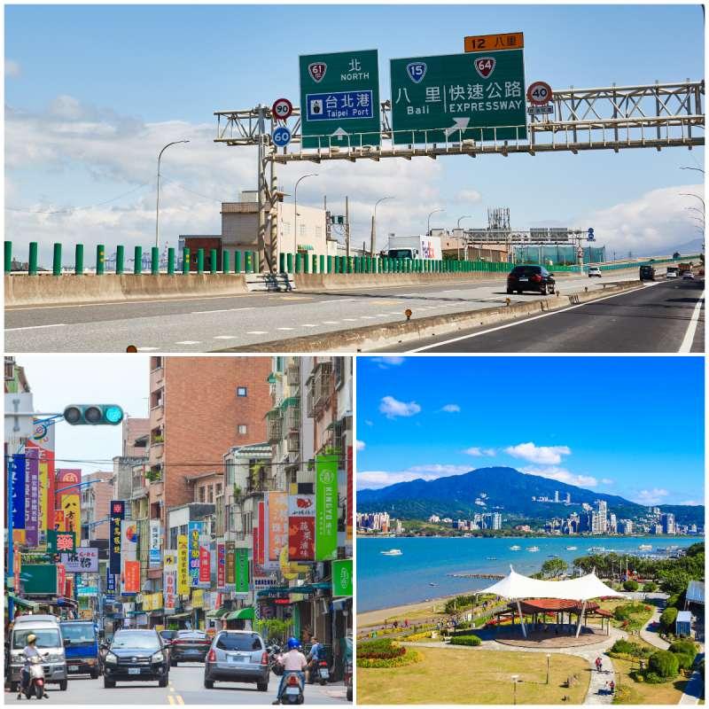 【合嘉 快意人生】鄰近61、64雙快速道路、中山路商圈、8大主題公園,生活機能完善齊全。(圖/富比士地產王提供)