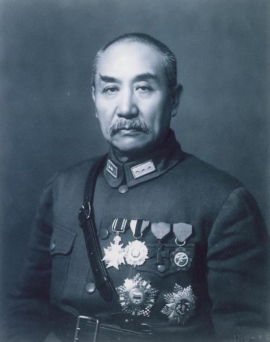20210507-第2戰區司令長官,俗稱「山西王」的閻錫山,雖然中條山戰役發生在山西省境內,但這次他扮演的角色相當有限。(作者提供)
