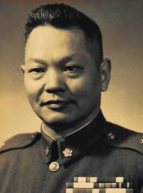 20210507-前國防部長郭寄嶠將軍,也曾經歷過與朱德並肩作戰的歲月。(作者提供)