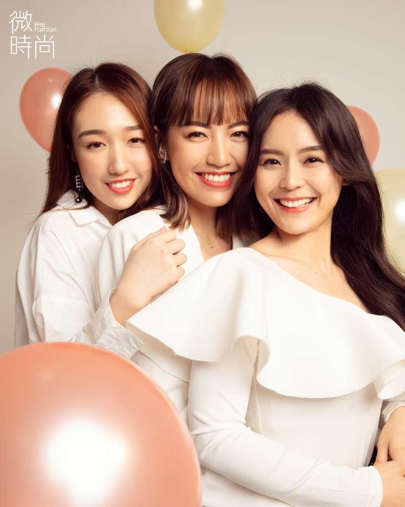 微笑大使-王敏淳、焦曼婷、方琦首次合體暢談彼此第一印象,爆笑內容讓現場超歡樂!