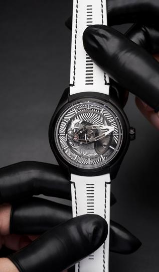 雅典錶與航海世界以及眾多國家的海軍都有著深厚的歷史淵源。(圖/雅典錶提供)