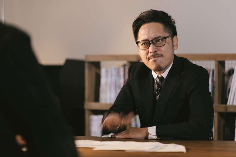 業務 憤怒 生氣 主管 工作(圖/取自pakutaso)