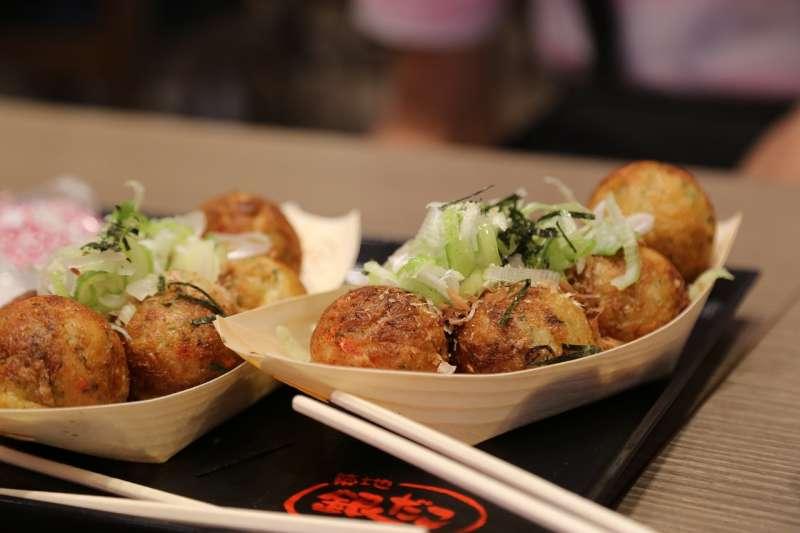 網友討論日本最難吃食物,沒想到在夜市裡受台灣人歡迎的「章魚燒」竟然是冠軍!(圖/取自Pixabay)