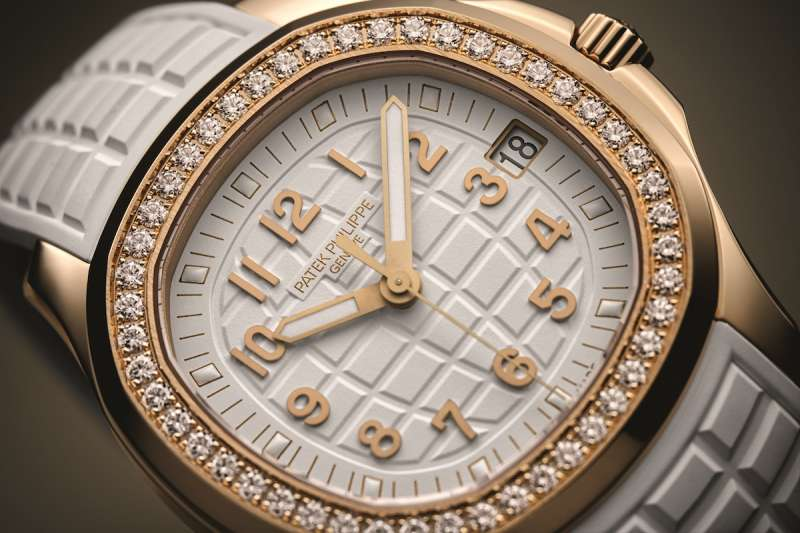Aquanaut Luce 5268/200R-001 自動上弦腕錶
