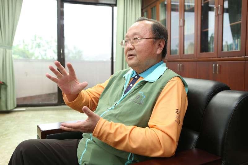 馬惠達處長表示,台灣的店家都非常有創意,政策輔助應該要像百貨公司一樣,協助夥伴發揮特色。(圖/戴世平攝,資料照)