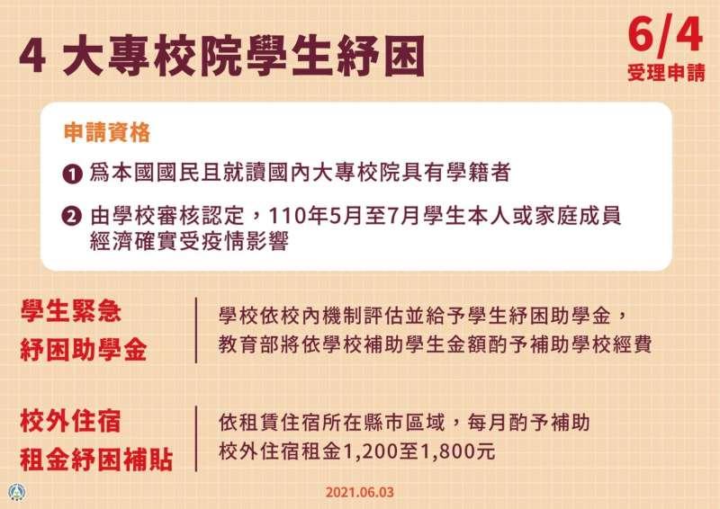 (圖/截圖自教育部臉書)