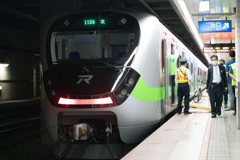 透過三方協作的模式,EMU900順利正式投入營運(圖片來源:臺鐵局)