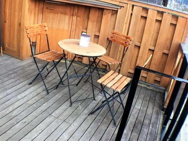 疫情當前,有不少網友羨慕家裡有露臺、陽台很棒,可以有額外的空間活動。(圖/取自photoAC)